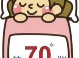 1年間の睡眠中の汗の量を知っている?70リットル!